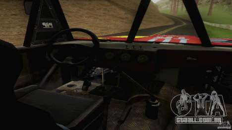 Buggy Off Road 4X4 para GTA San Andreas vista direita