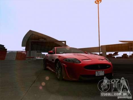 Realistic Graphics HD 3.0 para GTA San Andreas quinto tela