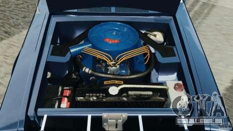 AMC Gremlin 1973 para GTA 4 vista lateral