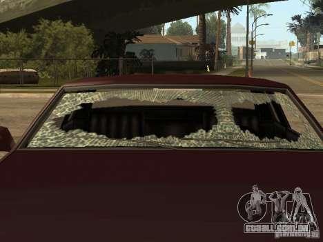 Danos realistas para GTA San Andreas sexta tela