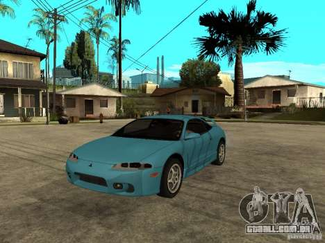 Mitsubishi Eclipse 1998 Need For Speed Carbon para GTA San Andreas