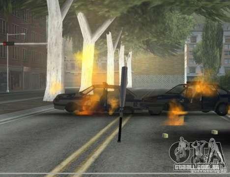 Pak domésticos armas versão 6 para GTA San Andreas terceira tela