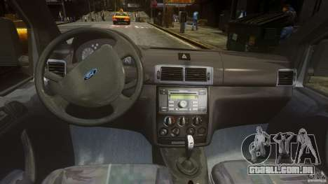 Ford Connect 2007 para GTA 4 vista direita