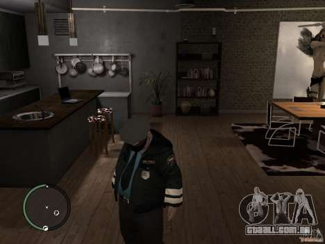 Russian Cops para GTA 4 segundo screenshot