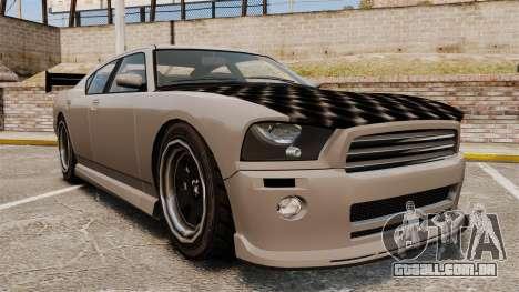 Buffalo rua racer para GTA 4