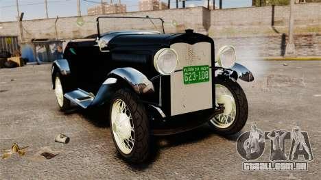 Ford Model T Sabre 1924 para GTA 4
