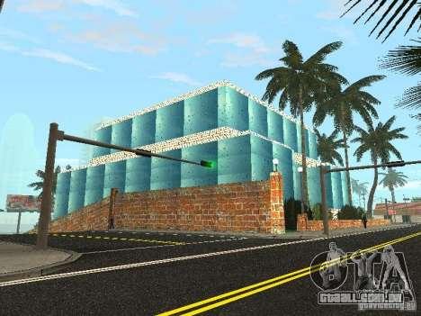 Obnovlënyj Hospital de Los Santos v. 2.0 para GTA San Andreas oitavo tela