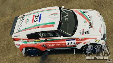 Mitsubishi Montero EVO MPR11 2005 v1.0 [EPM] para GTA 4 vista direita