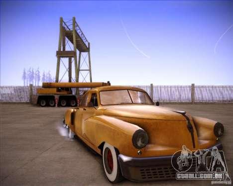 Walker Rocket para GTA San Andreas