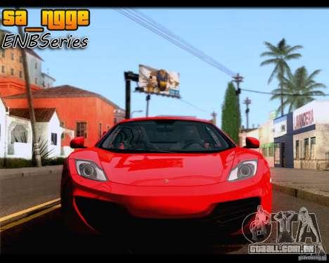 SA_NGGE ENBSeries para GTA San Andreas