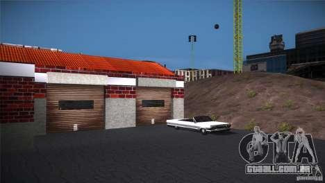 San Fierro Upgrade para GTA San Andreas segunda tela