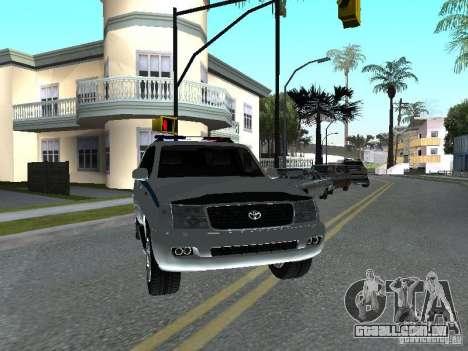 Toyota Land Cruiser 100 VX para GTA San Andreas