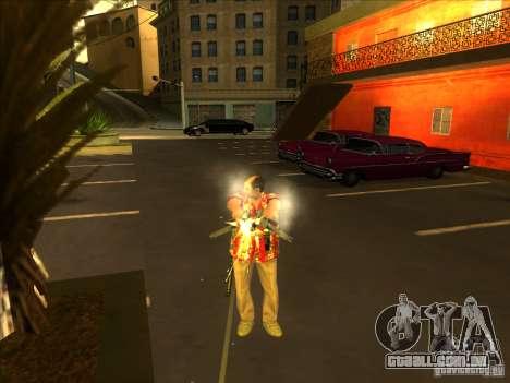 Ricardo Diaz para GTA San Andreas terceira tela