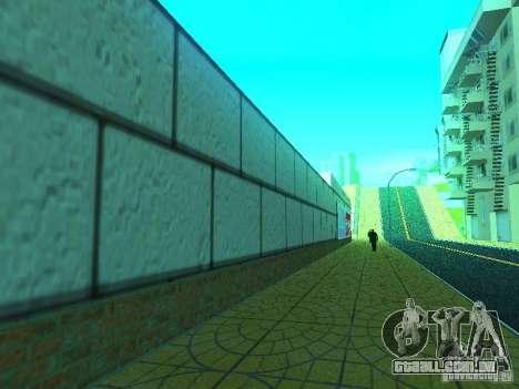 Nova loja de textura SupaSave para GTA San Andreas quinto tela