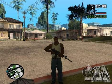 ID de CS 1.6 para GTA San Andreas