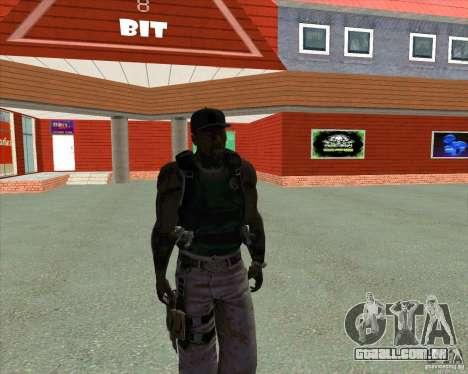 50 Cent para GTA San Andreas por diante tela