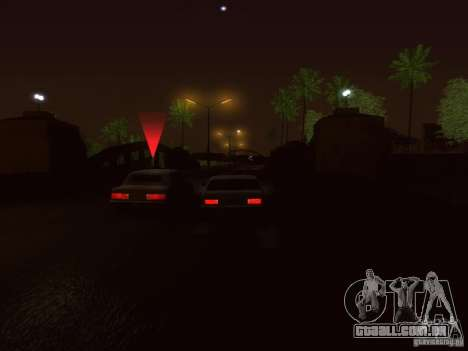 NFS GTA RACE V4.0 para GTA San Andreas