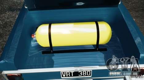 Renault Torino 380 W para GTA 4 vista inferior
