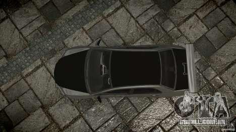 Mitsubishi Lancer Evolution VIII v1.0 para GTA 4 vista superior