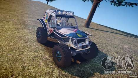 Mud Bogger v1.0 para GTA 4 vista interior