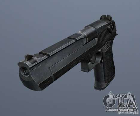 Desert Eagle - New model para GTA San Andreas segunda tela