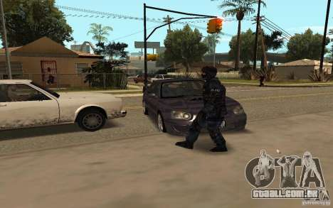 Alternative urban para GTA San Andreas sétima tela