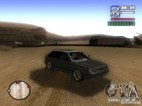 ВАЗ 2114 Tuning para GTA San Andreas