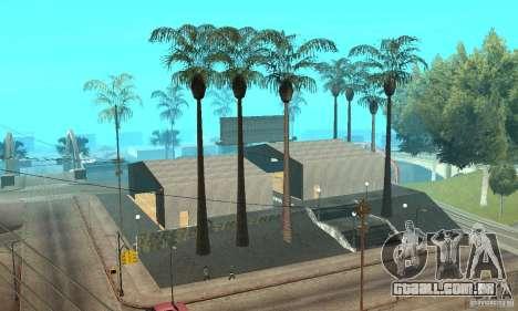 Basketball Court v6.0 para GTA San Andreas terceira tela