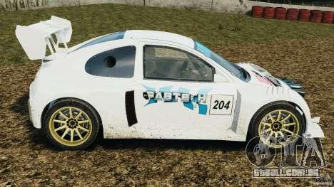 Colin McRae OGIO Rallycross para GTA 4 esquerda vista