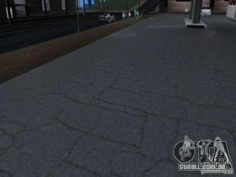 ENBSeries de Rinzler para GTA San Andreas nono tela
