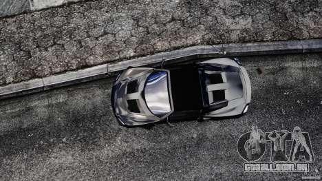 Opel Speedster Turbo para GTA 4 vista direita