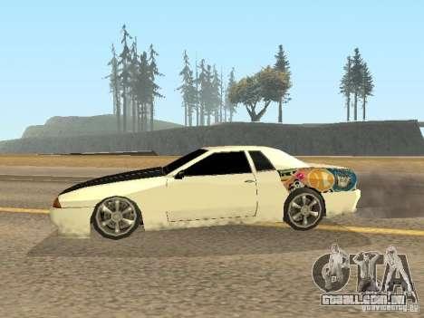 Elegia por Foresto_O para GTA San Andreas vista direita