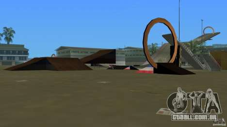 Stunt Dock V2.0 para GTA Vice City terceira tela