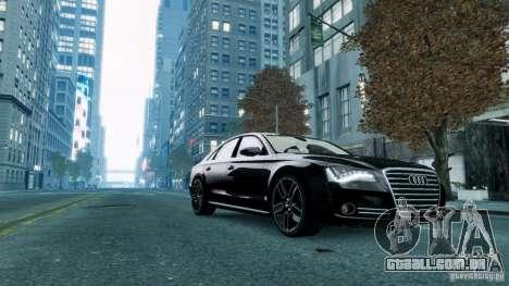 Audi A8 LED 2012 para GTA 4
