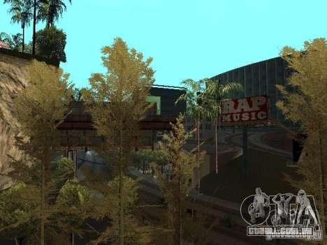Rep trimestre v1 para GTA San Andreas terceira tela