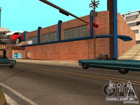 Nova transfender em Los Santos. para GTA San Andreas segunda tela