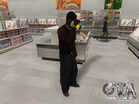 Reality GTA v2.0 para GTA San Andreas quinto tela