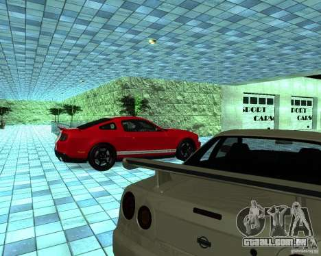 HD Motor Show para GTA San Andreas oitavo tela