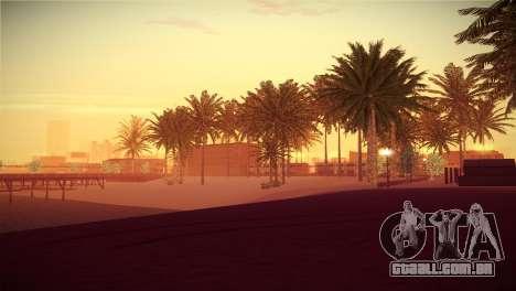 HD Trees para GTA San Andreas quinto tela