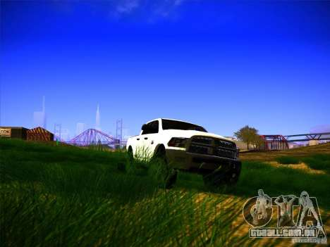 Dodge Ram Heavy Duty 2500 para GTA San Andreas