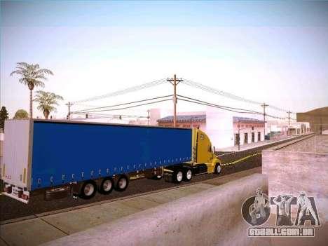 Freightliner Century Classic para GTA San Andreas vista direita