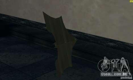 Betarang para GTA San Andreas segunda tela