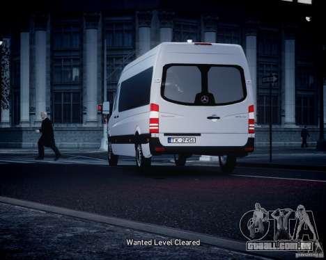 Mercedes-Benz Sprinter Long para GTA 4