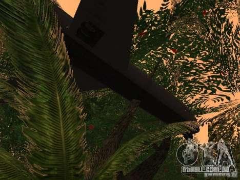 O mistério das ilhas tropicais para GTA San Andreas sexta tela