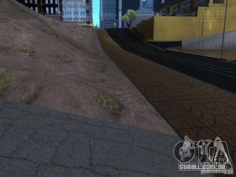 ENBSeries de Rinzler para GTA San Andreas décimo tela