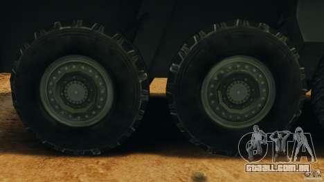 Stryker M1128 Mobile Gun System v1.0 para GTA 4 vista lateral