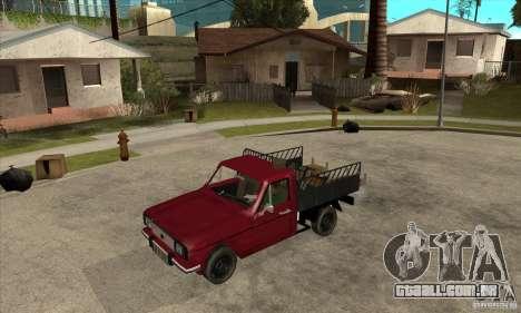 Anadol Pickup para GTA San Andreas