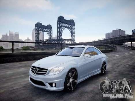 Mercedes-Benz CL65 AMG para GTA 4