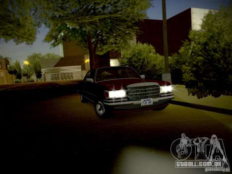 IG ENBSeries for low PC para GTA San Andreas por diante tela