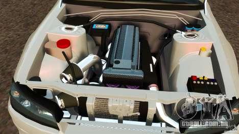 Nissan 240SX facelift Silvia S15 [RIV] para GTA 4 vista lateral